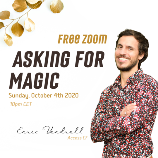 Asking for Magic